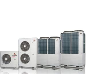KX6-Q系列变频多联中央空调